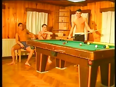 Guy To Guy Sex On The Pool Table  (Coopboy PC)