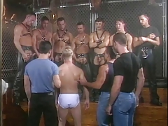 vintage leather orgy
