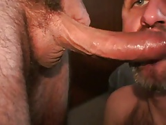 Guy swallous 9 loads