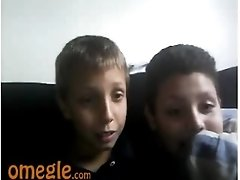 Cute young latin boys on Omegle