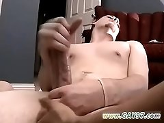 Amateur male nudes free gay JR Rides A Thick Str8 Boy Dick