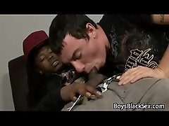 Black On Boys - Gay Black Dude Fuck White Boy 04