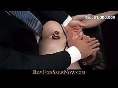 BDSM big dick boy gets warm daddy creampie-BOYFORSALENOW.COM